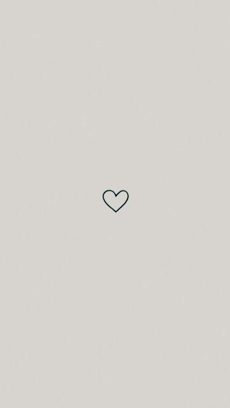 #cute #simple #pink #heart #wallpaper #background