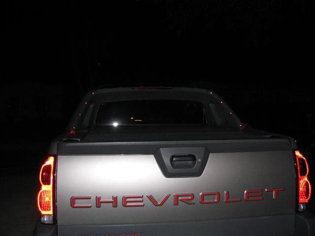Chevrolet Avalanche Sail Panel Light Install Chevrolet Chevy Avalanche Avalanche