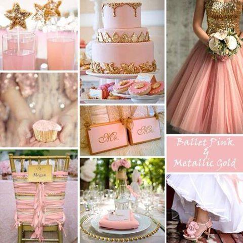 gorgeous pink wedding or birthday celebration