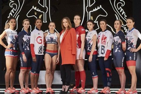 A Stella New Kit for Team GB