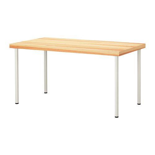 IKEA - TORNLIDEN / ADILS, Tisch, Kiefer/weiß