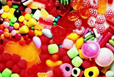Allerlei snoepjes