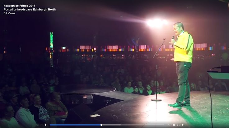 I made it into the highlights reel for Sunday's Headspace Stand Up For Youth Mental Health - Adelaide Fringe fundraiser woot woot!!!  Check out my fifth and final Adelaide Fringe solo show this Friday the 17th of March at the Migration Museum.  LOC & LOL - No Need To Call The Police  https://www.adelaidefringe.com.au/fringetix/loc-lol-no-need-to-call-the-police  #adlfringe #migrationmuseum #headspace #youthmentalhealth #loctran