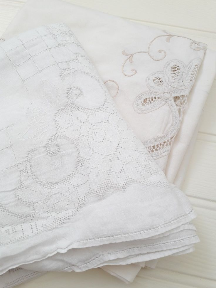 vintage table linens for sale