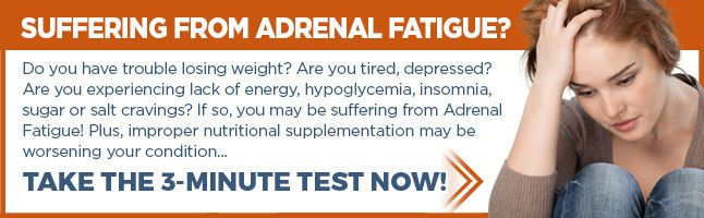 Dysfunctional adrenal glands are often totally ignored. Those suffering from Adrenal Fatigue and hypothyroidism are treated for hypothyroidism alone. Over time this approach backfires and causes the Adrenal Fatigue condition to worsen for several reasons. First, thyroid replacement medications increase the overall basal metabolic rate. The body is put into a state of over-drive. No organ system is spared. Pushing the adrenals to work harder when they are already fatigued can unmask adrenal…