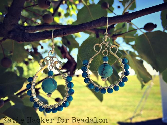75 best diy chandelier earrings more images on pinterest katie hacker earrings with beadalon findings mozeypictures Images