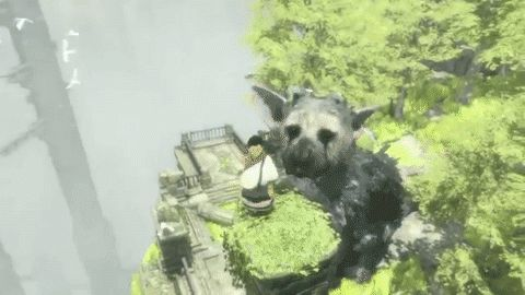 The Last Guardian New Trailer at GameSpot Expo 2016 | The World of #tiffany