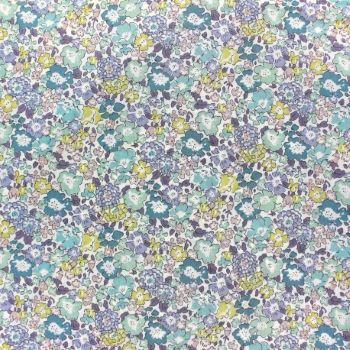 Tissu Liberty Michele D @petitemercerie    //   Motifs-Addict.fr | Sélection de beaux motifs et création d'objets textiles et en papier