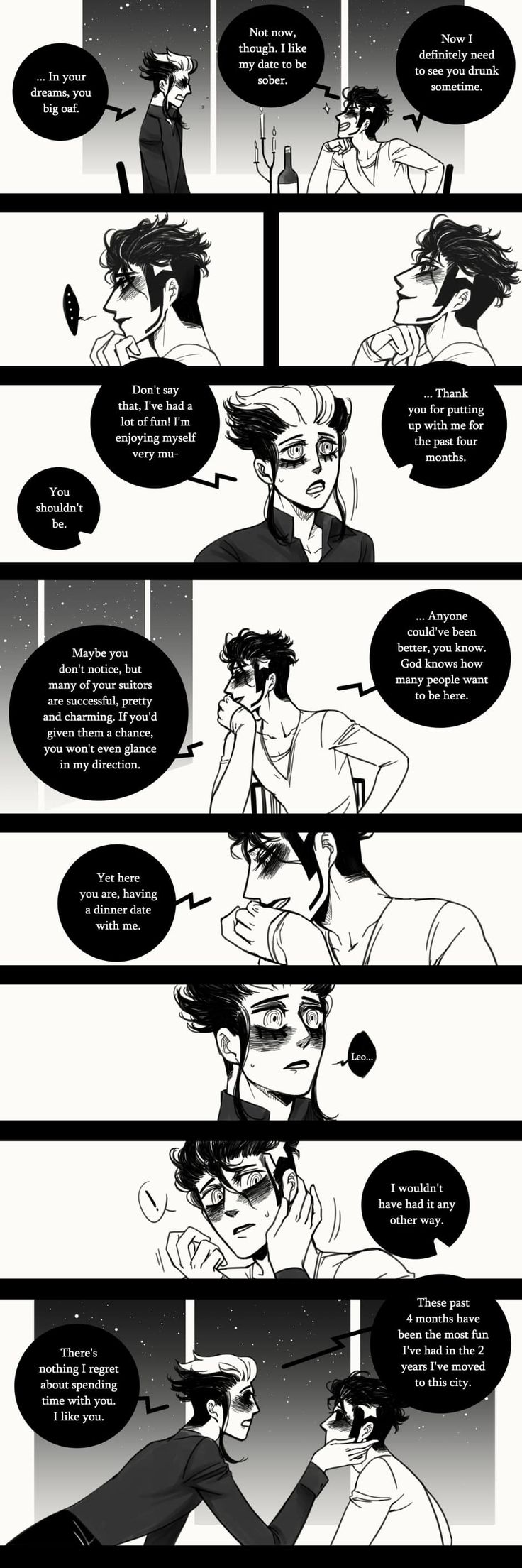 A Matter of Life and Death :: Special Episode: 1 Year Anniversary (Part 4 - END) | Tapastic Comics - image 3