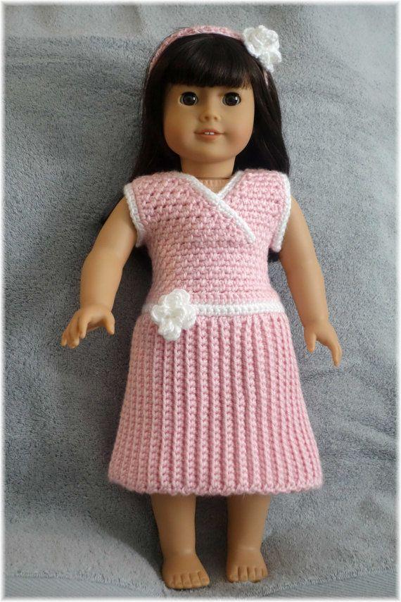 90 mejores imágenes de Crochet patterns American Girl & Bitty Baby ...