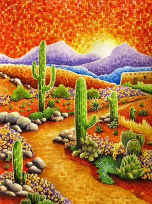 Sonoran Desert - March 2011 - Robert Yackel