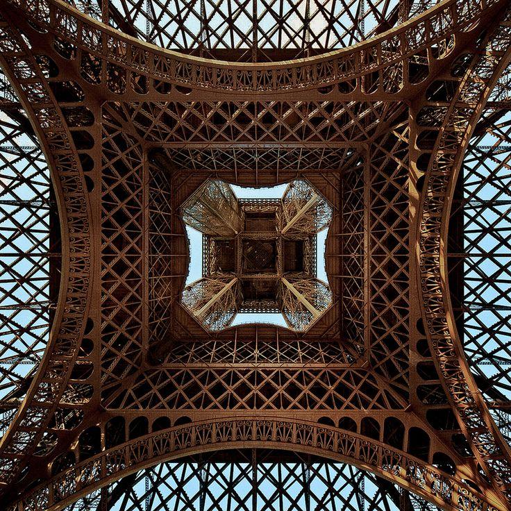 .: Tours Eiffel, Favorite Places, Toureiffel, Eiffel Towers, Points Of View, Paris France, Architecture, Photo, Philippe Blades