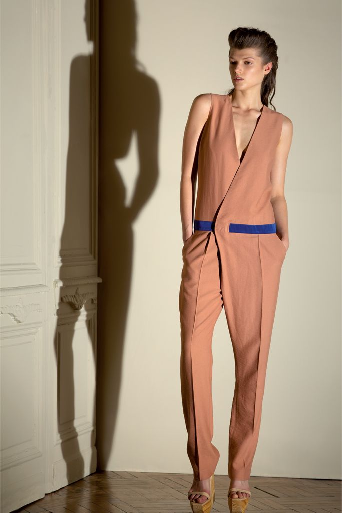Anne Valérie Hash | Resort 2013 Collection | Style.com