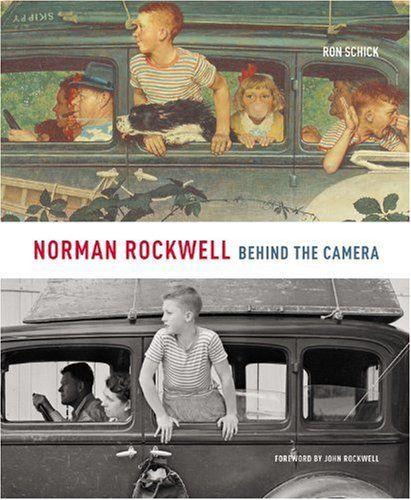 Уроженец Нью-Йорка, Норман Роквелл, сделал имя себе как иллюстратор и живописец. Он создал более чем 4000 оригинальных работ. Его иллюстрации рассказывают об американской жизни того времени, недаром художественные работы Роквелла стали голосом его страны.  #erarta #book