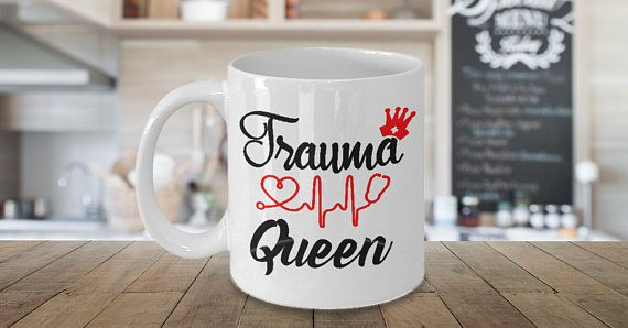 Funny Nurse Coffee Mug Holiday Gifts Birthday For Her Nurses Medical Profession Skills Gift