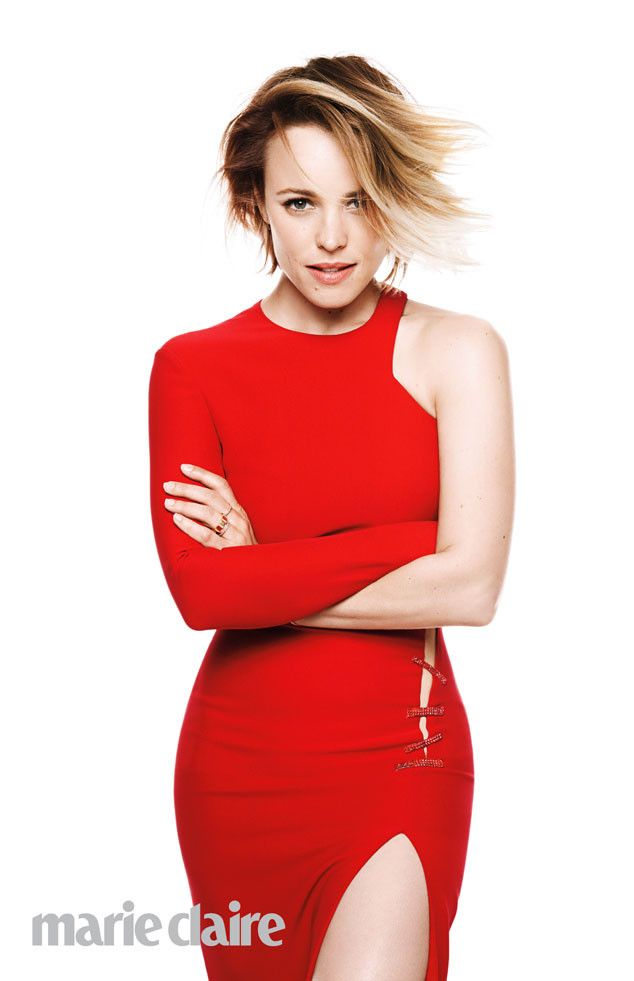 Rachel McAdams Explains Why She Wanted a Change After Shooting Mean Girls, The Notebook and Wedding Crashers  Rachel McAdams, Marie Claire