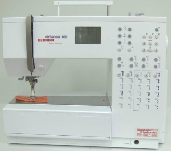 Bennett's Sewing Center Bernina Virtuosa 40 With All Accessories Inspiration Bernina 160 Sewing Machine
