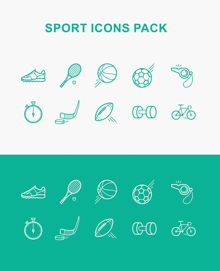 http://getcraftwork.com/sport-icons-pack/ Sport Icons Pack Free sport icon set by Polyarix.