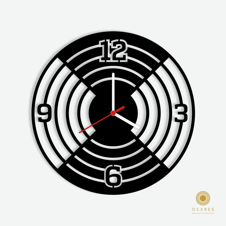136 best Wall Clocks images on Pinterest Amazons Wall clocks