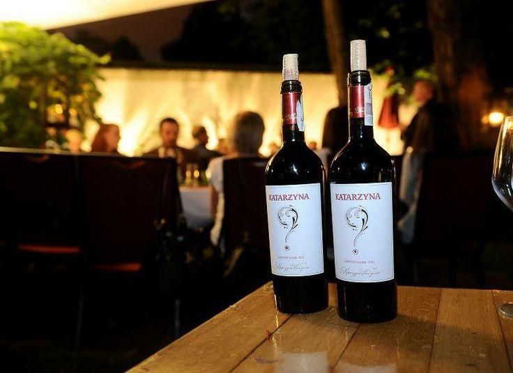 Katarzyna czuwała nad przebiegiem spotkania #mezzek #wine #event #wino #mezzekmoments