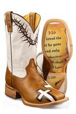 Tin Haul Women's Between 2 Thieves Cowgirl Boots |Tin Haul