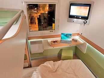 Hôtel ibis budget Nanterre La Défense (ex ETAP HOTEL) - Réservez votre hôtel pas cher à NANTERRE