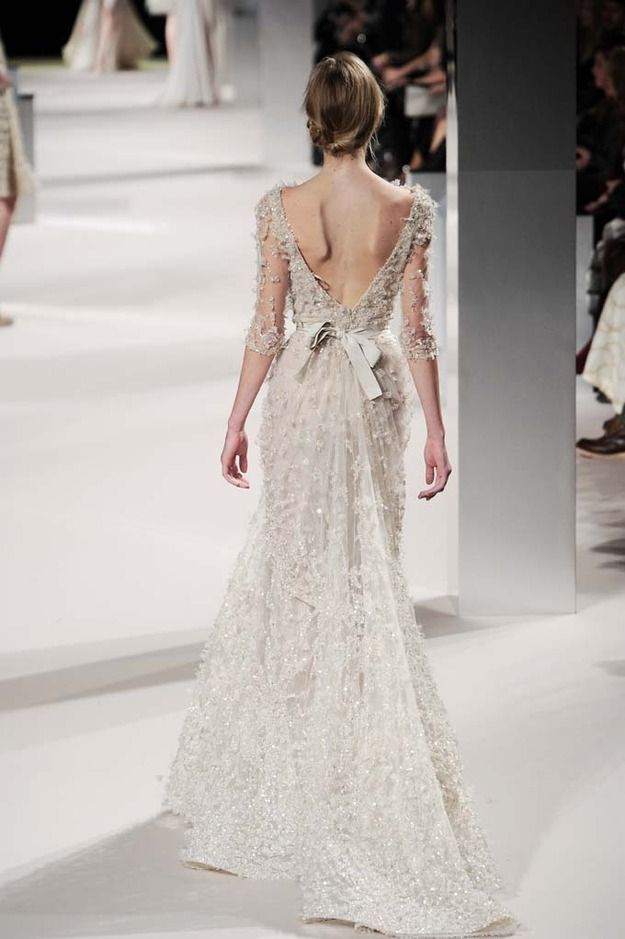 Elie Saab Haute Couture S/S 11Eliesaab, Wedding Dressses, Elie Saab, Ellie Will Be, Gowns, Bridal Fashion, The Dresses, Photography Blog, Haute Couture