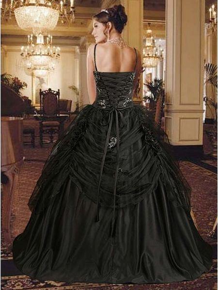 73 best Gothic wedding dresses images on Pinterest ...