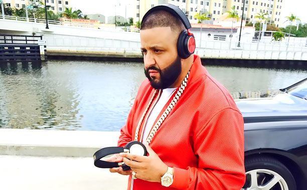 DJ Khaled occupies a unique position in the pop world: http://music-mix.ew.com/2014/12/04/dj-khaled-headphones-hold-you-down/