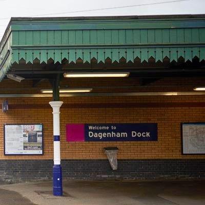 Dagenham Dock