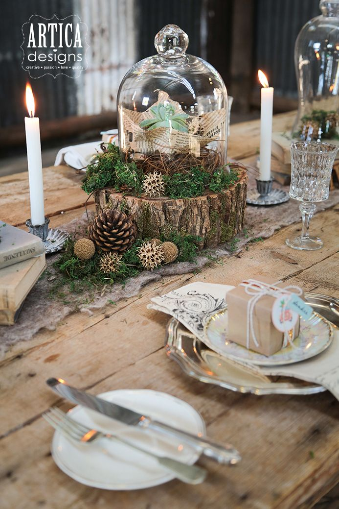 47 best Artica Rustic Winter Styled shoot images on Pinterest