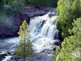 Gooseberry Falls State Park/ Two Harbors, MN
