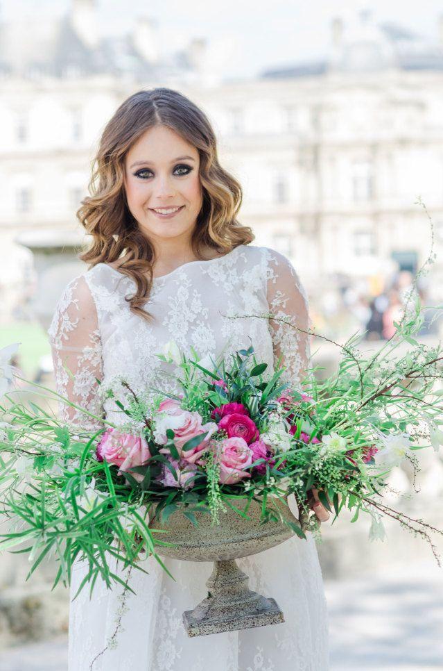 #bruid #bruidsmakeup #make #up #look #inspiratie #bride #inspiration   Photography: Anaïs Stoelen Photography   ThePerfectWedding.nl