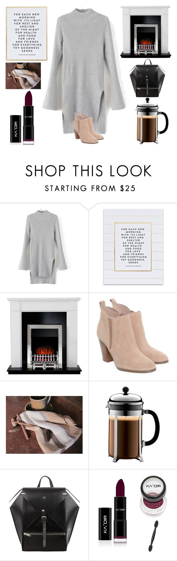 """""""Preparation"""" by dreamingdaisy ❤ liked on Polyvore featuring SS Print Shop, Michael Kors and Bodum"""