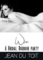 Win A Bridal Boudoir Bachelorette Party Worth R6000! -
