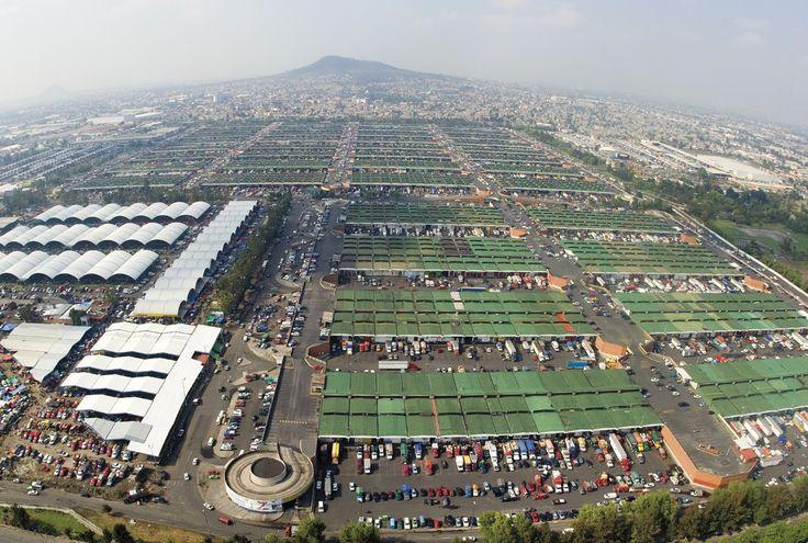 Mexico City Wholesale Market, Mexico #wholesalemarkets #mexicocity