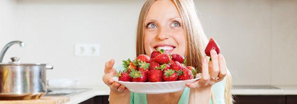 Alimentos que mejoran la fertilidad