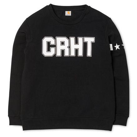 Carhartt WIP W' Patcy Sweatshirt http://shop.carhartt-wip.com:80/de/women/sale/sweats/I020035/w-patcy-sweatshirt