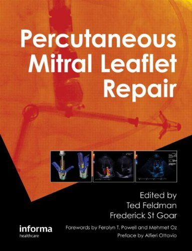 51 best medical books pathology images on pinterest science percutaneous mitral leaflet repair mitraclip therapy for mitral regurgitation length 194 pages produced fandeluxe Images