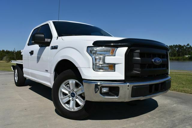 Ebay Advertisement 2015 F 150 Xl 2015 Ford F150 Xl 78223 Miles White Pickup Truck 6 Automatic Ford F150 Xl Ford Transmissions Ford F150
