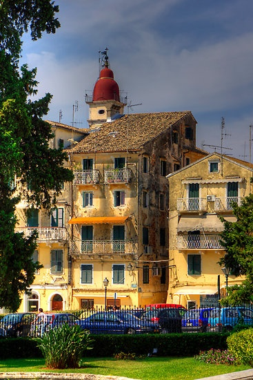 Spianada, the central square in the old Town of Corfu Island / by Tom Gomez