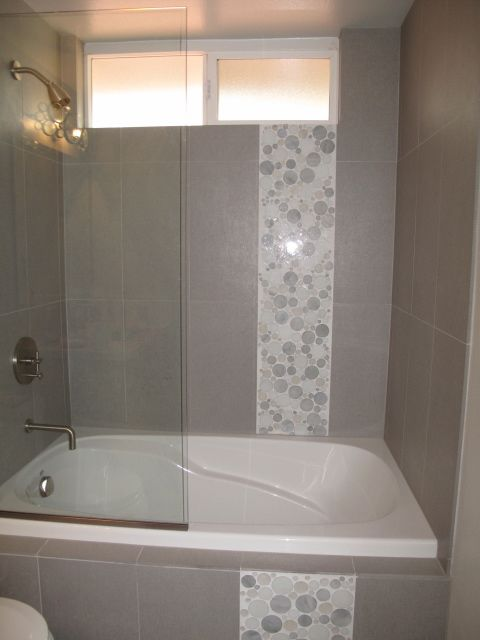 17 Best Images About Bathroom Reno On Pinterest Glass Tile Shower Ideas For Small Bathrooms