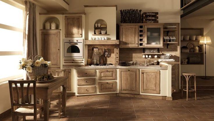 Murovaná kuchyňa: Tradičná kuchyňa, ktorá drží krok s dobou