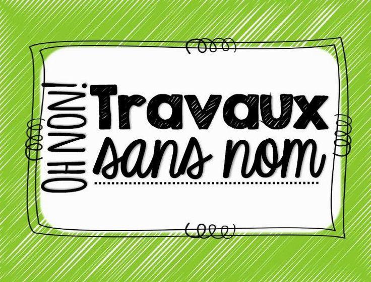 Affiche: Travaux sans nom