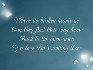 WhitneyHeart Go Whitney, Whitney Houston Lyrics, Songs Lyrics, Music Lyrics, Favorite Singer, Houston 19632012, Broken Heart, Go Whitney Houston, Pretty Songs
