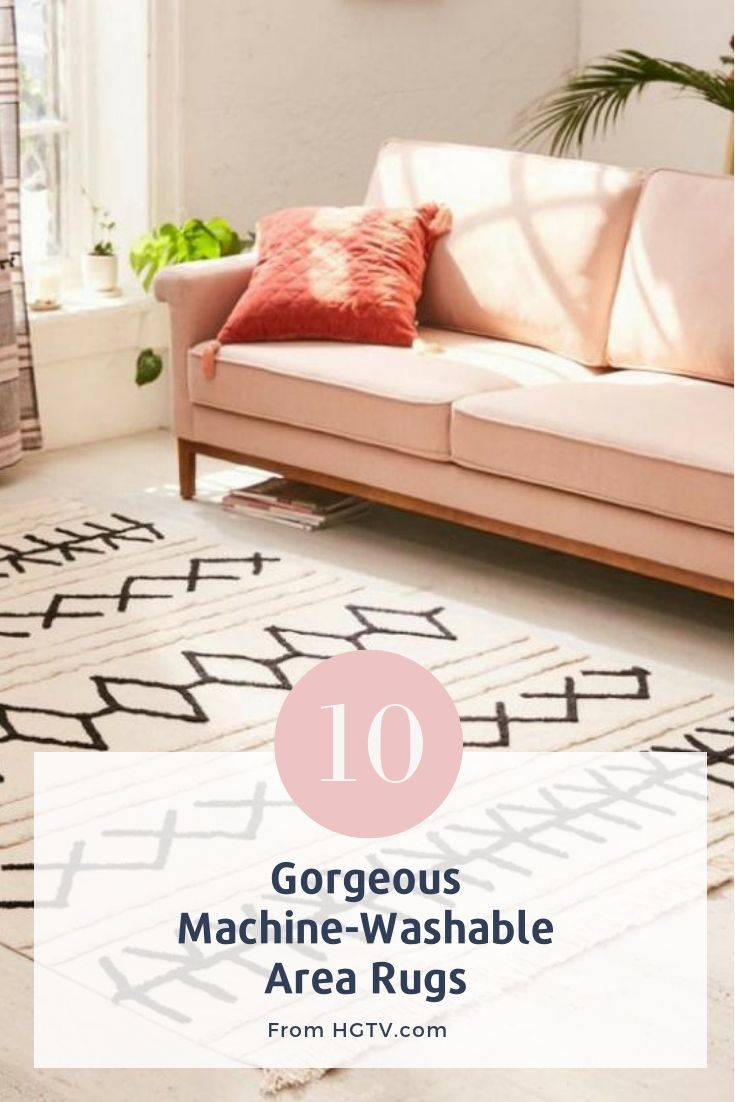 22 Machine Washable Rugs For Every Style Under 400 Machine