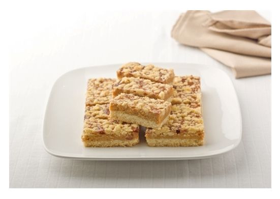 New Zealand Tan Squares. This is the recipe for which I am best known.