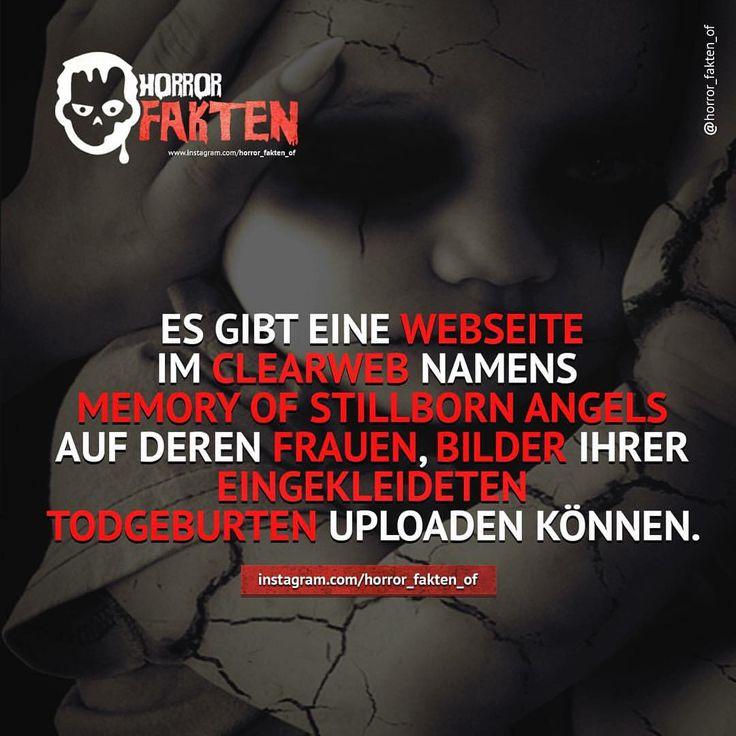 Traurig aber dennoch echt grotesk.. #horrorfakten #horror #fakten
