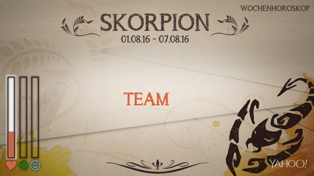 Wochenhoroskop: Skorpion (KW 31 - 2016) - So stehen deine Sterne Kinder Wochen vom 1. - 7.8.2016 #Horoskop #Skorpion #Liebe #Gesundheit #Job