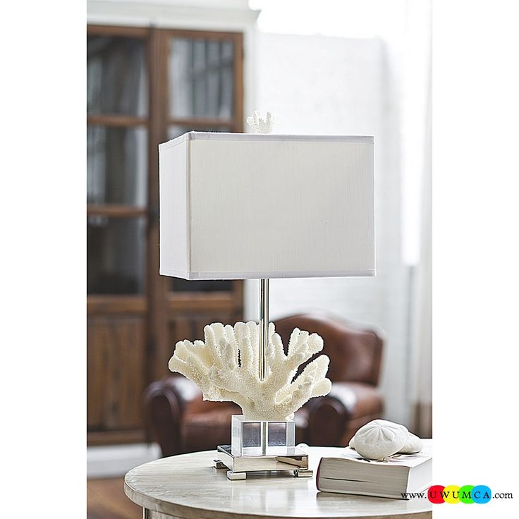 Decoration:Diy Coral Lamp Shade Coral Light Pendant Fixture Color Floor Desk Table Lamps Base Lighting Decor Colored Coral Wall Lamps Design Led Metal Glass Fitting Lampshade Moulding (13) Lovely Coral Lamps Design and Other Lights Color Ideas for Beautiful Home Interior Lighting Decor